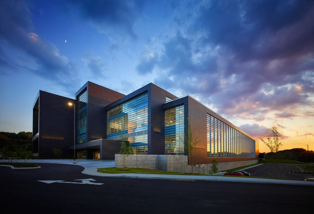 Ed Massery; Massery Photography, Inc.; Industrial Scientific Headquarters; designed by CH2M Hill